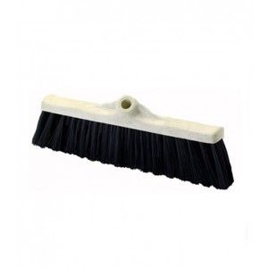 Cepillo de barrendero de 40 cms de ancho equipado con fibras duras.