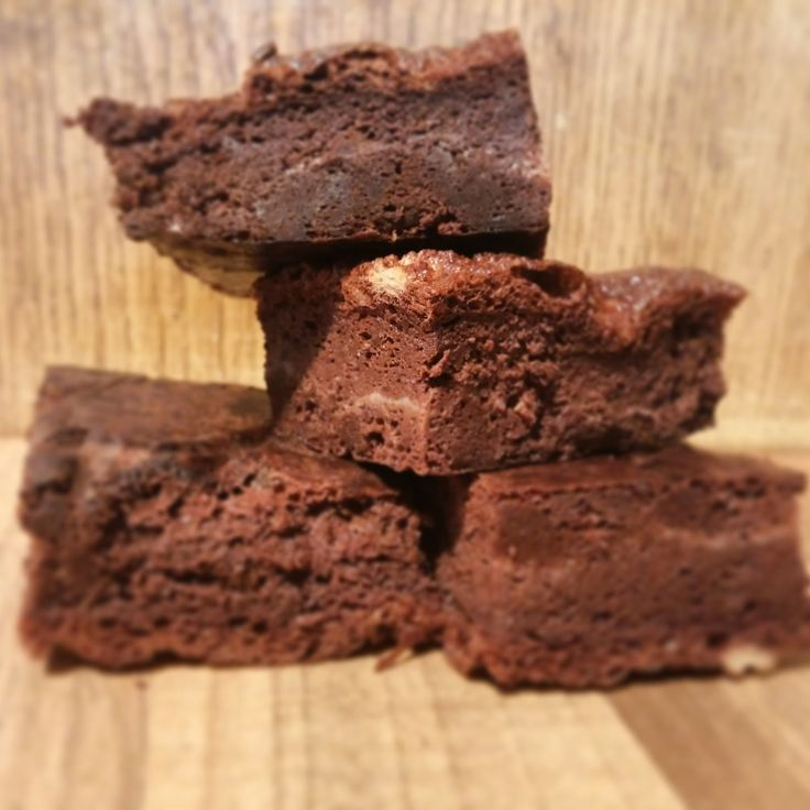 I have been doing a lot of research online into making 1/2 syn chocolate brownies.  I couldn't really believe it at first, but the recipe is...
