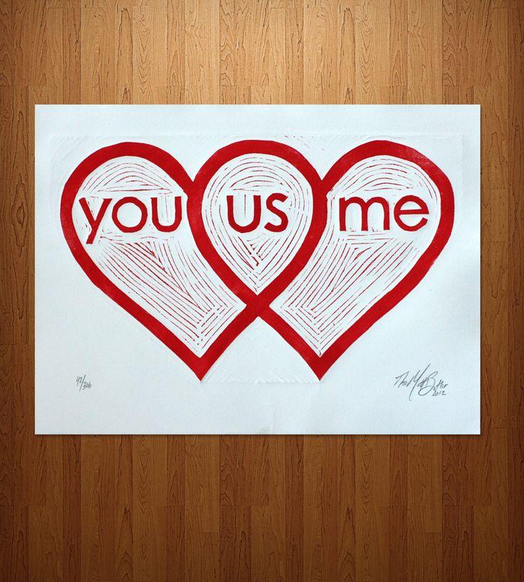 Love Venn Diagram Print | Art Prints | The Matt Butler | Scoutmob Shoppe | Product Detail
