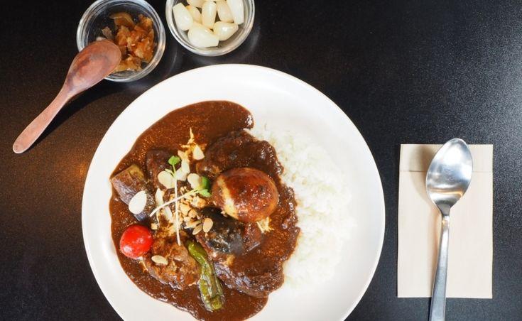 野菜たっぷり 人気の 欧風カレー – mirea[ミレア]