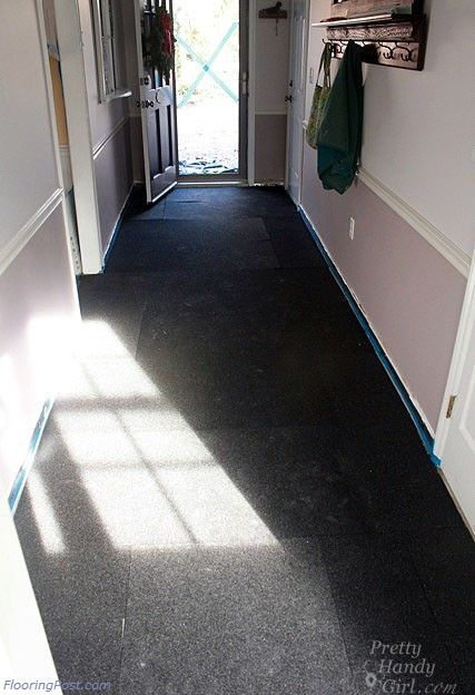Lovely Basement Floor Underlayment