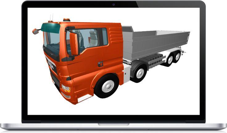 3D-Modellierung - Produkte fotorealistisch darstellen und Kunden begeistern.