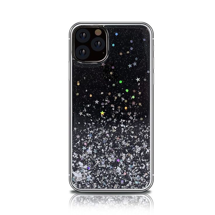 Bling Silicon Apple iphone 11 Case Transparent Protective