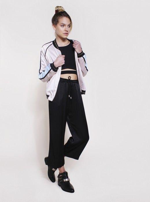 Pantalón Cecile negro