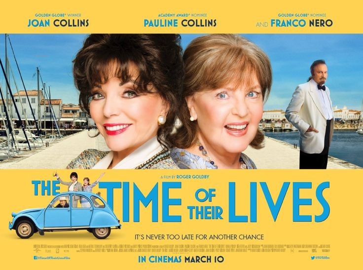 Joan Collins & Pauline Collins have The Time Of Their Lives in new trailer | Live for Films