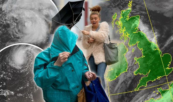 DEVELOPING: Two Giant storms set to Collide and smash into Britain http://endtimeheadlines.org/2016/09/two-giant-storms-set-to-collide-and-smash-into-britain/