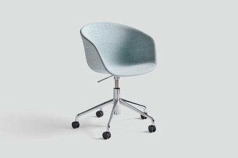 AAC52 Task Chair un-upholstered w/ Gas Lift by Hay Denmark