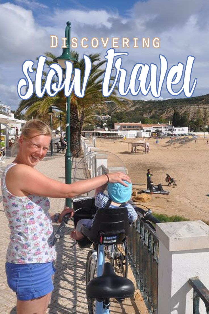 Find out why you should give slow travel a try! It's especially great for families with young kids.