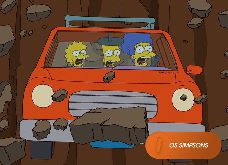 No último episódio, a vagabundagem de Homero traz problemas mais uma vez: O carro de Marge despenca!  Os Simpsons – Domingos, às 20H   #OsSimpsonNaFOX Confira conteúdo exclusivo no www.foxplay.com