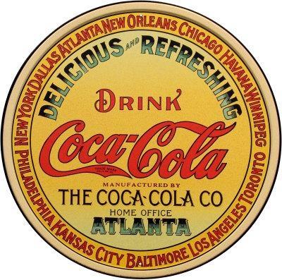 Coca Cola | Retro advertising | Vintage poster #Affiches #Retro #Vintage #Ads #Adverts #SXX #Publicidad