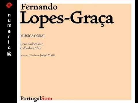▶ Dos Romances Viejos, Romance de Rosa Fresca, Musica Coral Fernando Lopes Graça - YouTube