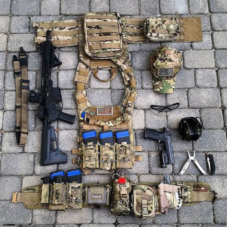 Big out load out