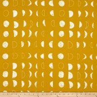 Art Gallery Nightfall Jersey Knit Lunation Bright
