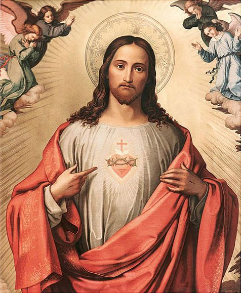 Sacred Heart of Jesus Ó sangue e água, que jorraste do coração de Jesus como fonte de misericórdia para nós, eu confio em vós.