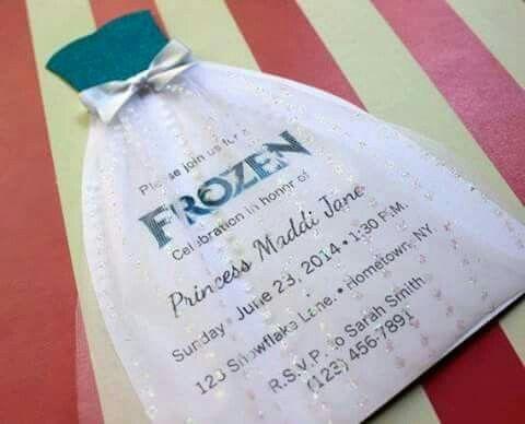 Fiestas tema Frozen