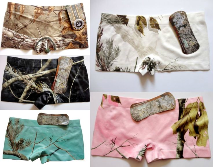 Im not big into camoflauge but these Realtree AP print on these boyshorts is pretty cute. Would make a great gift for a sexy huntress