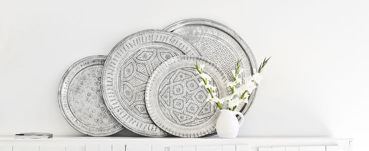 Moroccan tables & trays