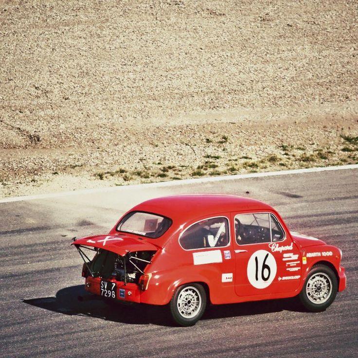 Fiat Abarth 1000 TC Corso daje radę!