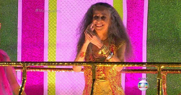 Mangueira é campeã do carnaval 2016 com homenagem a Bethânia