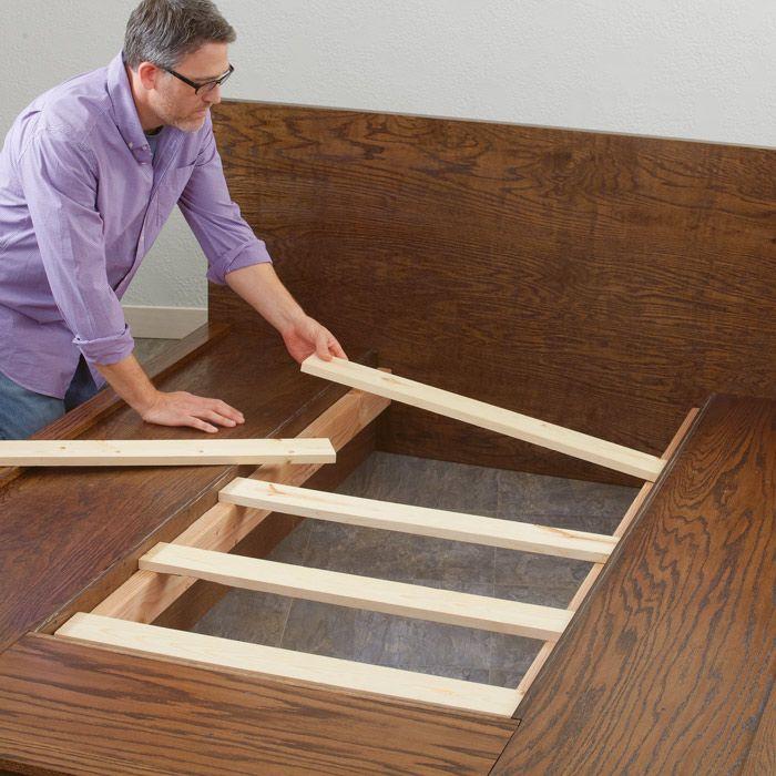 diy platform bed with storage plans에 대한 이미지 검색결과  시도해볼 ...
