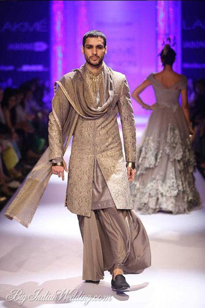 Shantanu Nikhil ethnic men's collection 2014