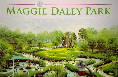 Redeveloped park to be named after Maggie Daley - PhotoGallery - Chicago Sun-Times