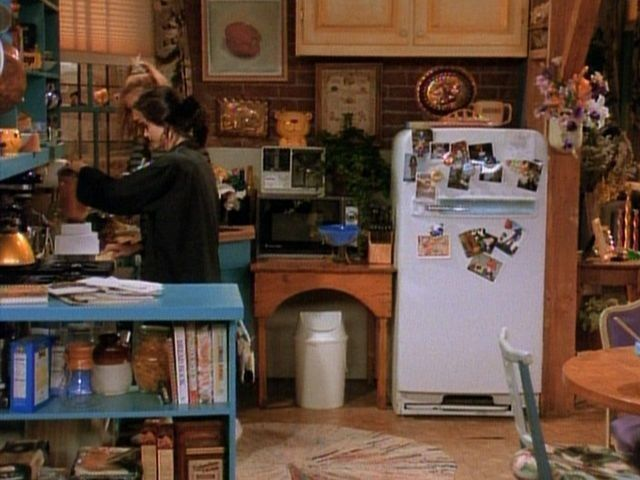 1000 Images About Monica Geller S Apartment On Pinterest
