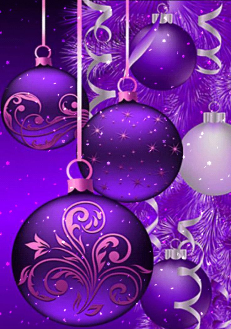 best 25 purple christmas tree ideas on pinterest purple. Black Bedroom Furniture Sets. Home Design Ideas
