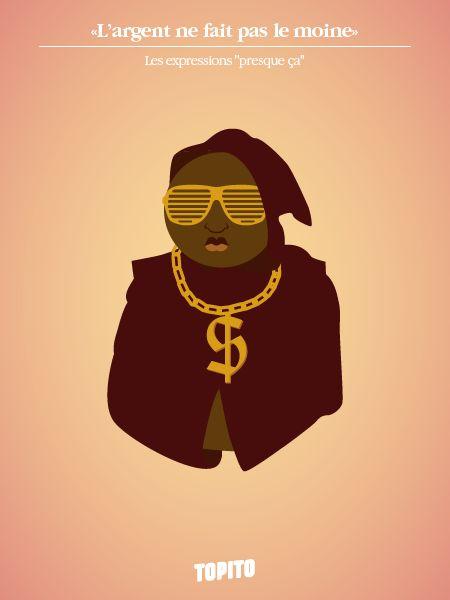 L'argent ne fait pas le moine