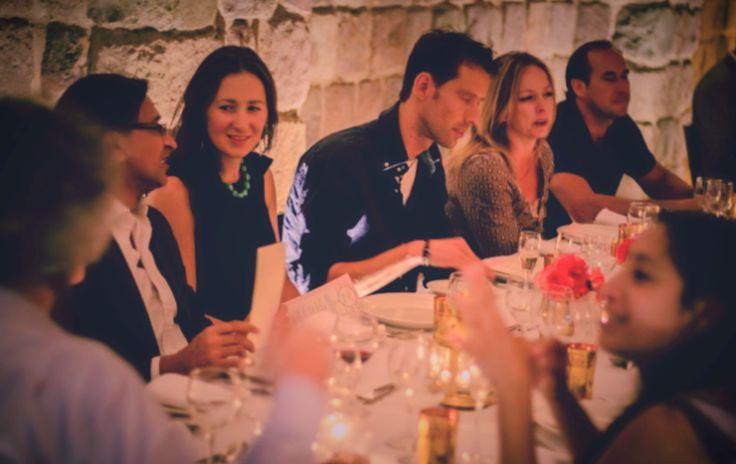 Casablanca Dinner Party