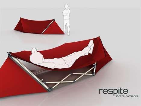 42 Relaxing Hammock Designs - From Outdoor Suspended Sleeping to Sun-Hindering Hammocks (TOPLIST)