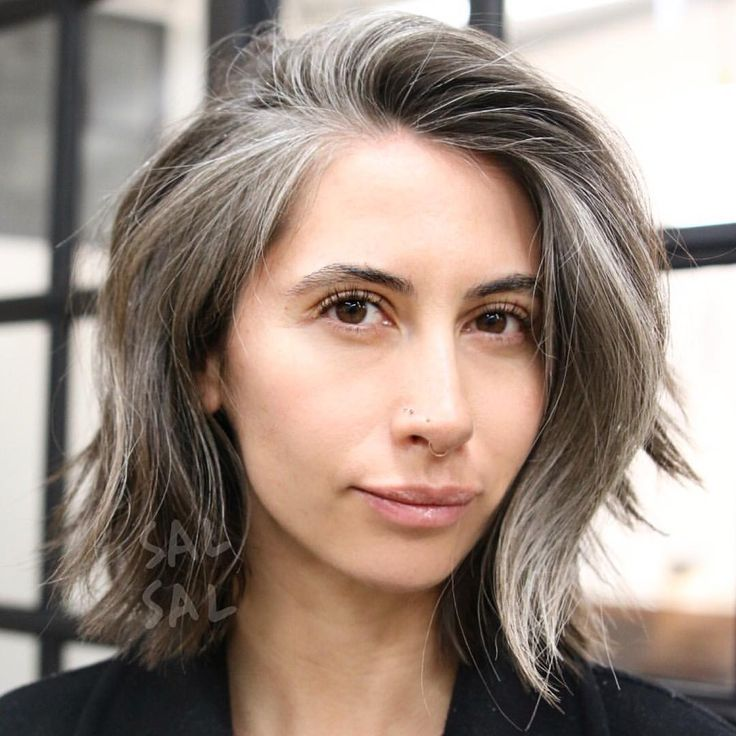 1011 Best Grey Hair Images On Pinterest Going Gray Grey Hair And