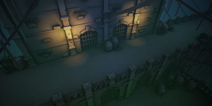 Diablo Environment - Polycount Forum