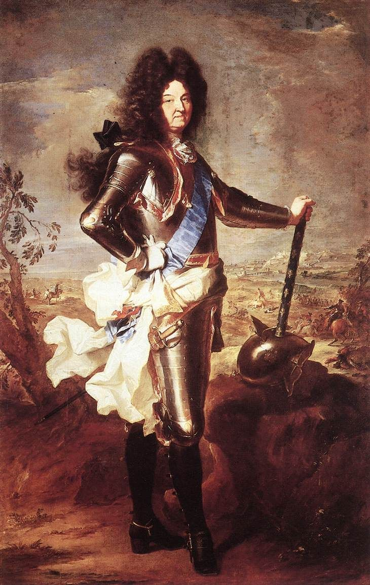 louis xiv a machiavellian ruler Machiavellian a portrait of the  louis xiv described it as his favourite nightcap and a copy was  so a wise ruler cannot and should not keep his word when.
