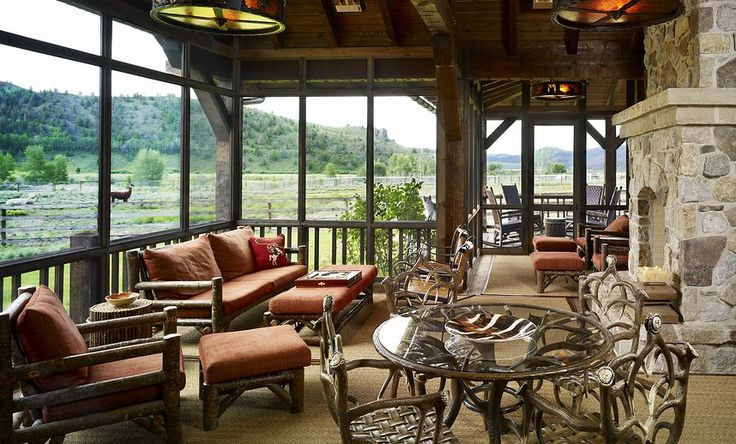 Custom Mountain Architects Vail Colorado Rmt Architects Dream Home Interiors Pinterest