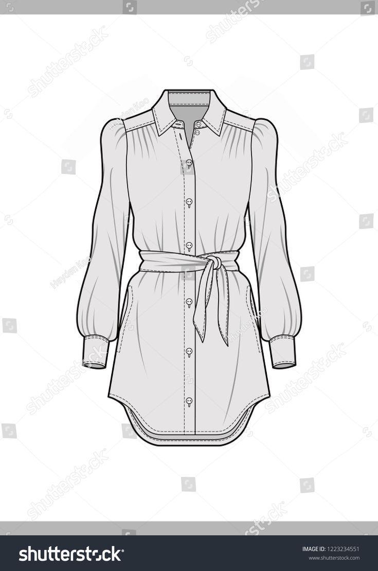 #zeichnungen #technische #wwwetsycom #fashion #vorlage