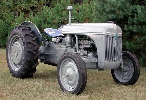 Ford 2N Tractors Service Repair Manual PDF  #onselz