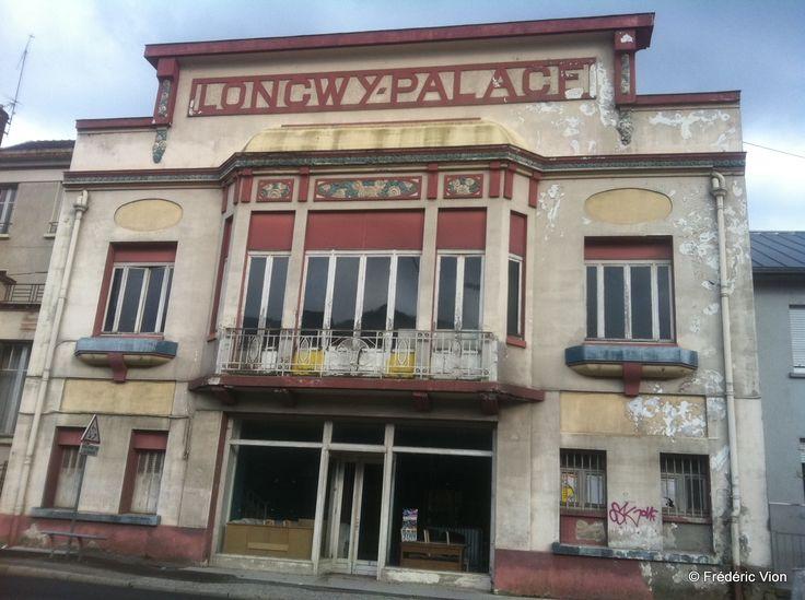Cinéma Longwy Palace à Longwy, Art déco