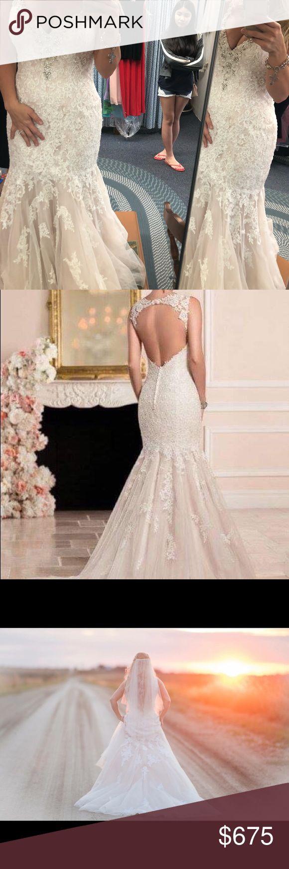 Beautiful Stella York wedding gown! Extra beading! Beautiful Stella York wedding… – My Posh Picks