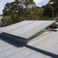 Residence in Port Stephens,  roof system Astro snap lock and clad in V25 interlocking system.  view full project images: http://www.craftmetals.com.au/component/zoo/item/residence-bundabah-port-stephens