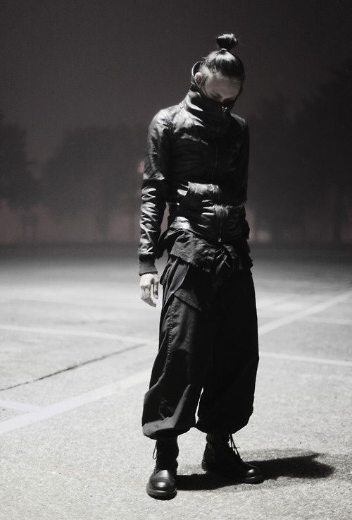 Cyberpunk / Post-Apocalyptic Fashion