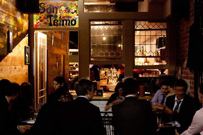 San Telmo - Argentinian Bar and Restaurant, Melbourne