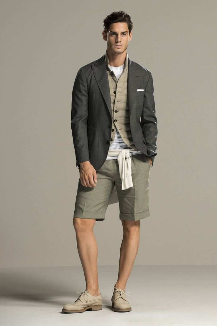 Brunello Cucinelli, Look #14