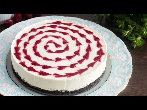 Nepečený čokoládovo-malinový cheesecake vyjadrí vašu lásku aj bez slov