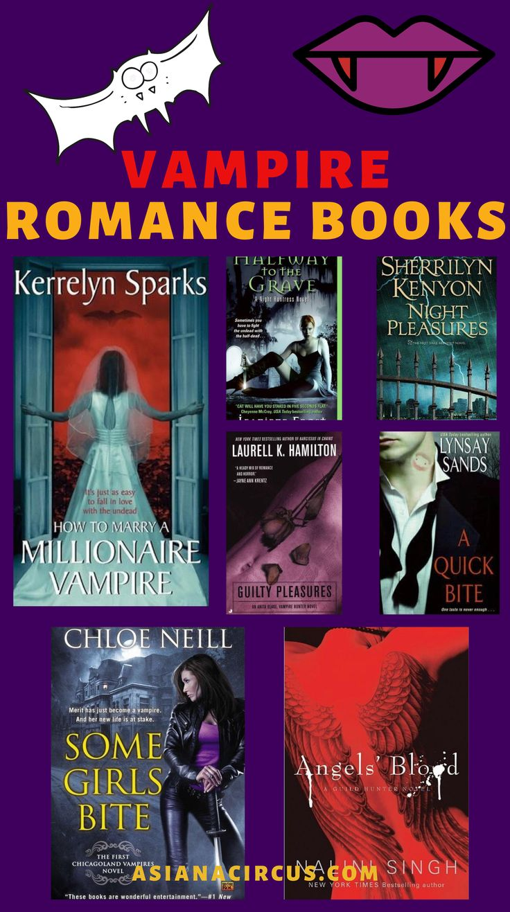 paranormal romance books for adults 2021