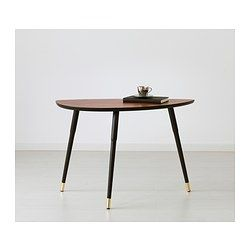 Be still my mid century loving heart. (And ignore that it looks like a fake top. sigh.) LÖVBACKEN Side table - IKEA