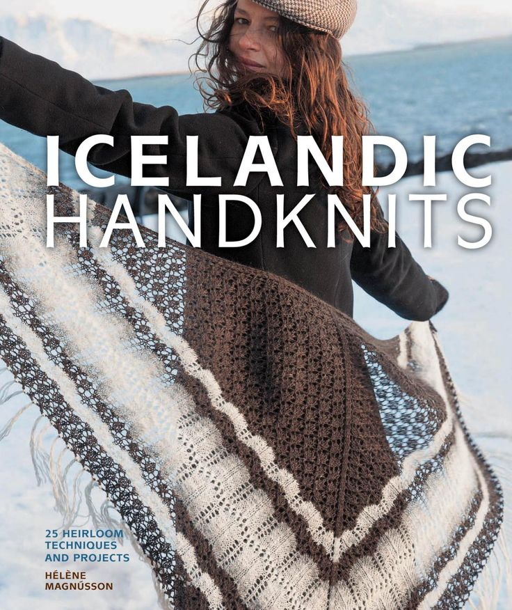 Knitting islandic
