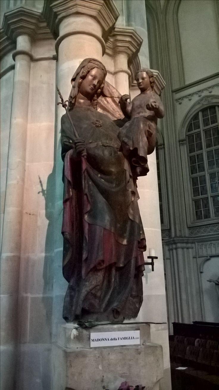 Familienmadonna, Minoritenkirche