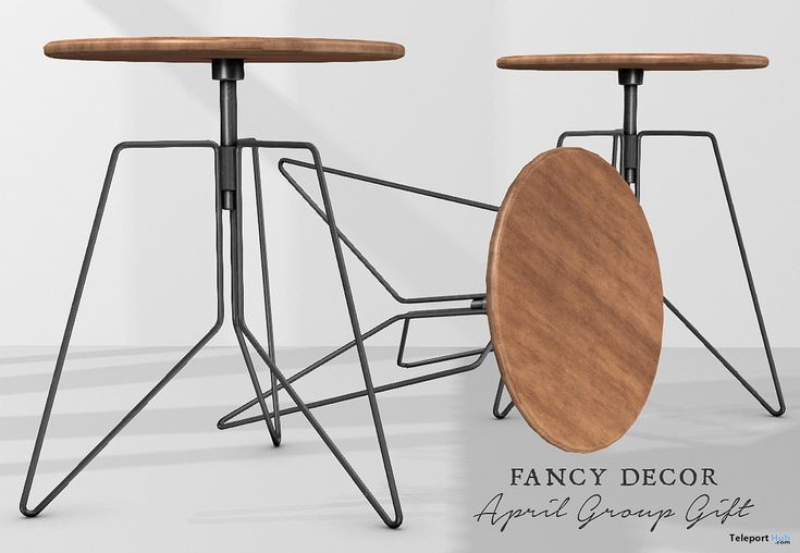 Short Stool Group Gift by Fancy Decor