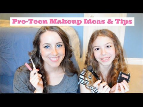 PreTeen Makeup Ideas & Suggestions ♡ - NaturallyThriftyMom
